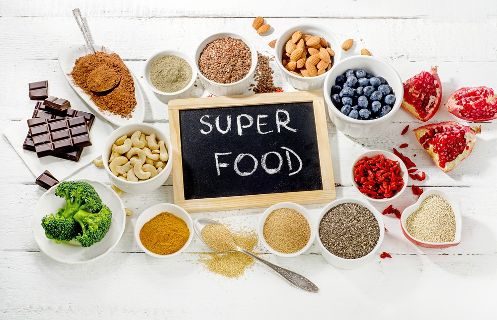 Facts about superfoods