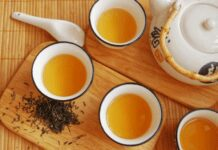 Yellow Tea health Benefits and side effects