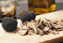 What is black truffle